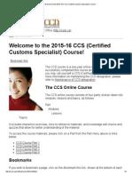 CCS Course - ALL.pdf