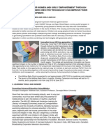 Unicef Summary Ecosoc Exhibit June 18
