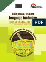 Guia Uso Lenguaje Inclusivo