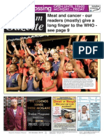Platinum Gazette 30 October 2015