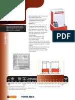 Power Team PQ120 Series - Catalog