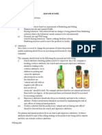 Ayurveda- suggested points.docx