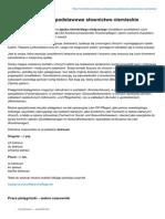 Niemiecki.pro-Praca Pielęgniarki Podstawowe Słownictwo Niemieckie