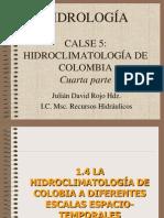 Hidroclimatologia Colombiana