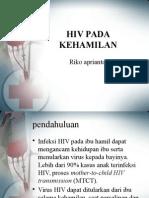 Hiv Pada Kehamilan Refrat Fix