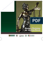 Manual Nuevo Sistema Justicia Penal