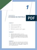 CalculoIII 01 Portfolio Gabarito B