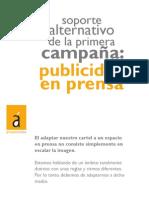 Premisas y reglas para nuestra primera campaña publicitaria