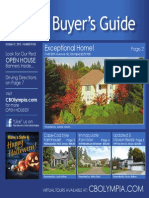 Coldwell Banker Olympia Real Estate Buyers Guide October 31st 2015