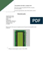 Arduino Pantallas LCD1