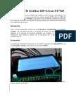 Pantalla LCD Gráfica 128
