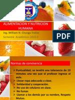 Alimentación y Nutrición 1