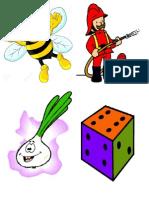 Dibujos de ABC