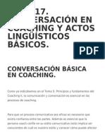 Actos Linguisticas