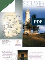 Sri Lanka Tourism - Colonial Heritage