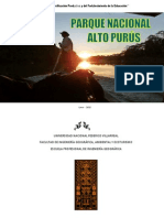Parque Nacional Alto Purus
