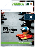 Refereeing Magazine - Vol 10 - Aug 09