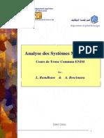 Cours Systemes Mecaniques ENIM