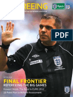 Refereeing Magazine - Vol 16 - Apr 12