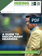 Refereeing Magazine - Vol 11 - Jan 10