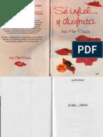 Infiel y Disfruta Ana Flor Raucci