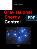 Gravitational Energy Control