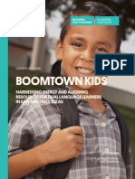 Boomtown Kids San Antonio
