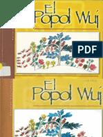 El Popl Wuj - Castellano