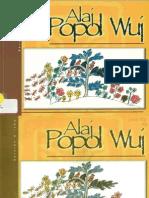 El Popol Wuj - Versión k'Iche'