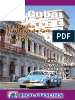 Guia Cuba 2015 Politours