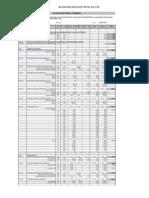 Presupuesto y Metrados Generales Colegio Flores - Setiembre 2015