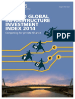 Arcadis Global Infrastructure Investment Index 2014