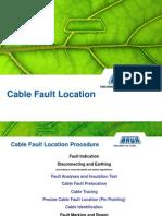 BAUR Cable Fault Location
