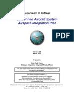 DoD UAS Airspace Integ Plan v2 (Signed)
