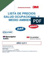 Catalogo 3M + Precios