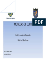 Moneda Euro Falsa