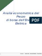Mercato elettrico italiano