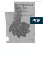 Sistemas Terapéuticos Contemporáneos Aplicados.