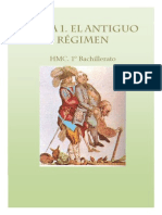 Tema 01. El Antiguo Régimen