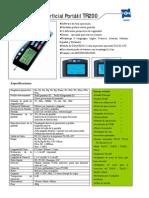 32 Rugosimetro Superficial Portatil TR200.pdf