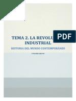 Tema 2. Revolución Industrial