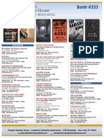 Random House Organization of American Historians 2016 Conference Ad