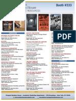 Random House Organization of American Historians 2016 Conference Ad