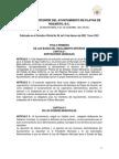 Reglamento Interior Del Ayuntamiento II