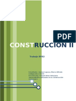Aditivos - Construcción II