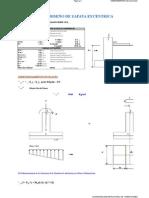 Diseño Estructural de Zapatas para Reencauchadoraa zaga.xls