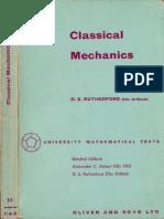 Rutherford Classical Mechanics