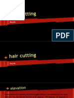 hair cutting power point