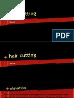 hair cutting power point
