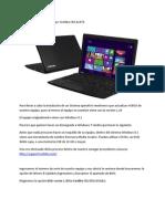 Instalar Windows 7 en Toshiba C50 A1575